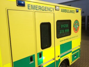 PTS Ambulance Kent