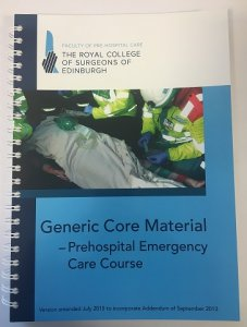 Book required for FREC 3 and 4 Course