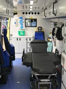 Bariatric Transportation Ambulance Kent