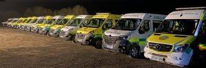 Ambulance transport Europe UK Repatriation PTS Ambulance Transport